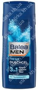 Гель для душа Balea мужской Fresh 300 мл, Германия