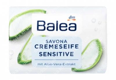 Мыло для рук Balea кусковое Cенситив 150 г, Германия