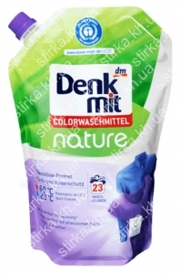 Гель Denkmit Nature для цветного текстиля 1,5 л, Германия