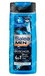 Гель для душа Balea мужской Ice Feeling 300 мл, Германия