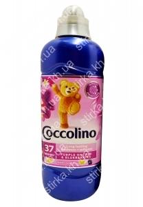 Кондиционер для белья Coccolino Фиолетовая орхидея и Черника 925 мл, Нидерланды