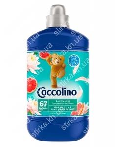 Кондиционер для белья Coccolino Лилия и Розовый грейпфрут 1,68 л, Венгрия