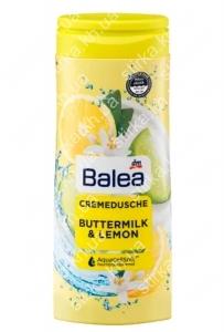 Крем гель для душа Balea Пахта лимонная 300 мл, Германия
