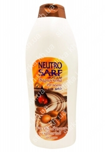 Крем пена для ванной NEUTRO SARF Аргана и глицерин 1 л, Италия