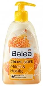 Мыло для рук Balea Молоко и Мед 500 мл, Германия