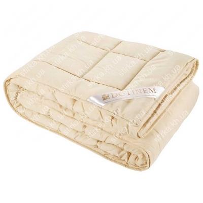 Одеяло зимнее Dotinem Delaine из овечьей шерсти 195 х 215 см, Украина