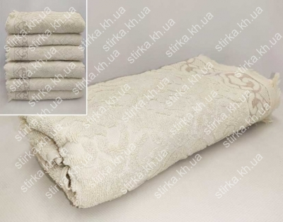 Полотенце махровое для лица и рук Сestepe Kapli MicroDeluxe арт. 01, Турция