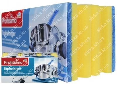 Профилированные губки для посуды Profissimo 6 шт., Германия