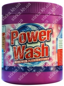Пятновыводитель Power Wash 600 г, Польша