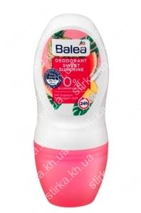 Шариковый дезодорант Balea женский Sweet Sunshine 50 мл, Германия