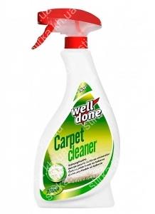Спрей для очистки ковров Well Done Carpet Cleaner 750 мл
