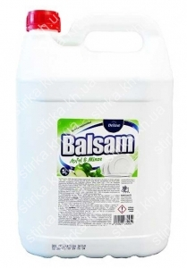 Средство для посуды Deluxe Balsam Aloe and Minze 5 л, Германия