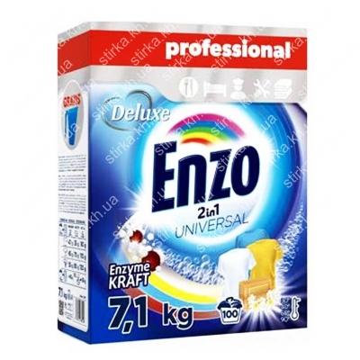 Стиральный порошок Enzo Universal 7,1 кг, Германия