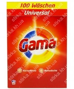 Стиральный порошок Gama 3 in 1, 6,5 кг, Испания