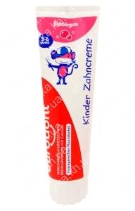 Зубная паста Eurodont Kinder Bubblegum 100 мл, Германия