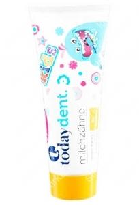 Зубная паста Todaydent Kids 100 мл, Германия