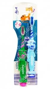 Зубные щетки Today dent от 1 до 7 лет, Германия